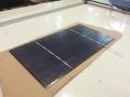 Solarzelle aus dem Starter-Kit des JFG