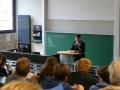 Begrüßung durch Frau Schießeder (Schulreferat Augsburg)