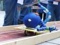 ein rollender Tintenfisch (JuniorKlasse))