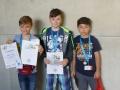 "Team ""Like a boss"" (2. Platz Ultraleichtklasse JuniorKlasse)"