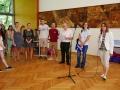 Jury mit Prof. Christine Schwaegerl