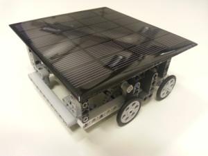 Lego Solarauto Webseite