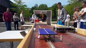 Wettbewerb der Ultraleichtklasse - SolarMobil Bayern